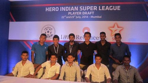 ISL ড্রাফটিংয়ে সবচেয়ে ভাল দল গোয়ার, সৌরভের দলে সঞ্জু-এক নজরে কোন দলে কে