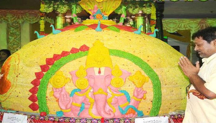 গিনিসের খেতাব জিতে নিল 'মহা-লাড্ডু'