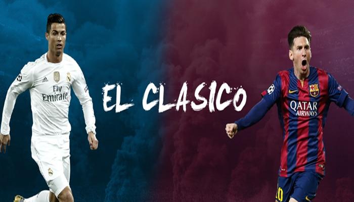 এল ক্লাসিকো কবে হবে, জানিয়ে দিল স্প্যানিশ ফুটবল ফেডারেশন