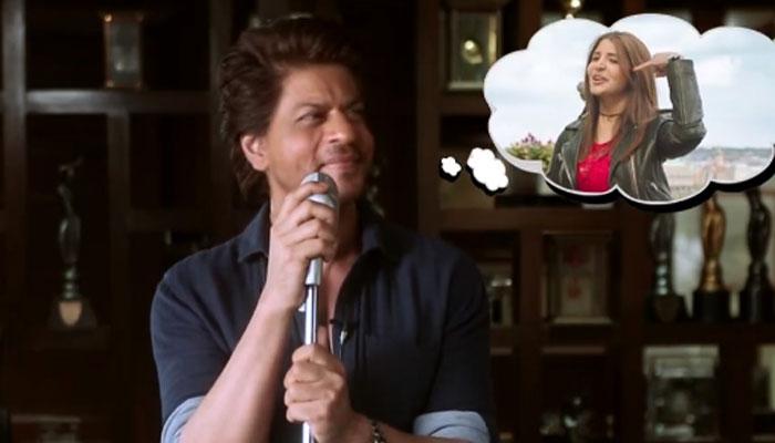 'যব হ্যারি মেট সেজাল' ছবিতে শাহরুখ খানের চরিত্রটি কেমন জানেন?