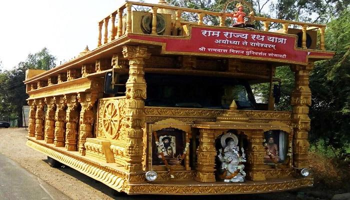 অযোধ্যা থেকে রামেশ্বরম, রামমন্দিরের দাবিতে 'রাম রাজ্য রথযাত্রা' ভিএইচপির