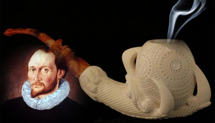 টমাস হ্যারিয়েট ও ধূমপানের ইতিকথা