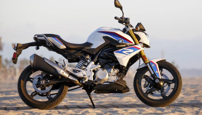 Yuvraj singh buys BMWG310R 5