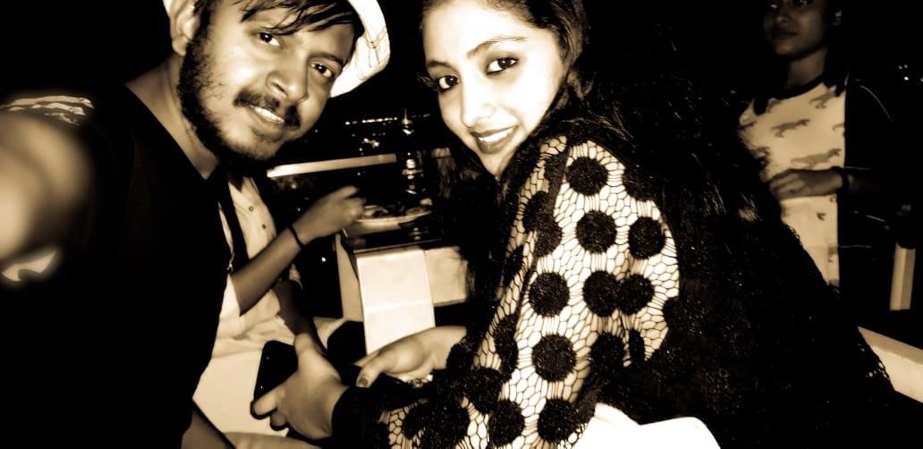 স্বামীর সঙ্গে কেমন কাটল 'কৃষ্ণকলি'-র শ্যামার বিবাহবার্ষিকী, দেখুন