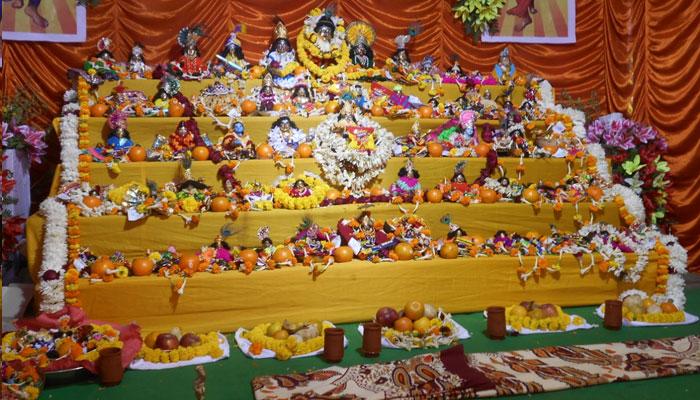 ভক্তির চরম নিদর্শন, ৯১টি গোপালের বনভোজন করালেন ভক্ত