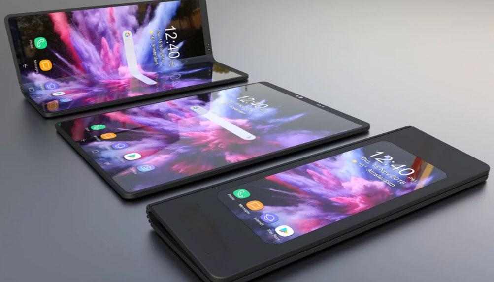 লঞ্চ হচ্ছে Samsung-এর ফোল্ডেবেল 5G স্মার্টফোন Galaxy Fold!