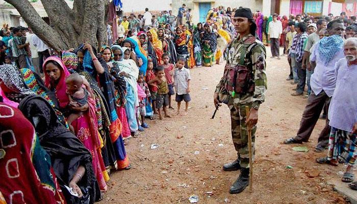 কোচবিহারে ভোট নিরাপত্তার দায়িত্বে ৪৪ কোম্পানি কেন্দ্রীয় বাহিনী