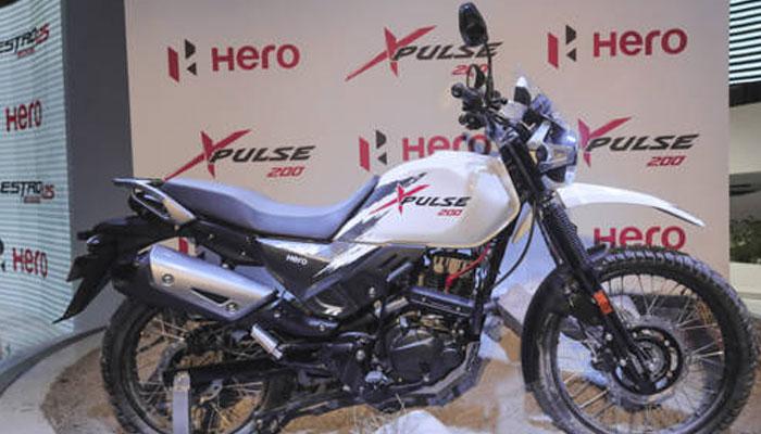 পয়লা মে আসছে Hero XPulse 200