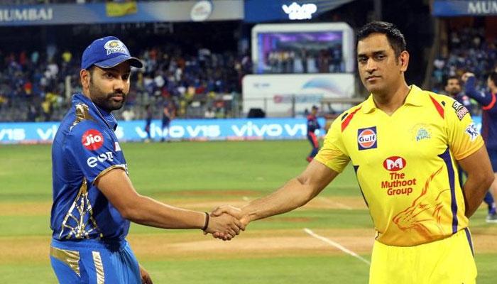 IPL 2019, MIvCSK: আইপিএল এল ক্লাসিকোয় চিপকে চেন্নাই-মুম্বই দ্বৈরথ