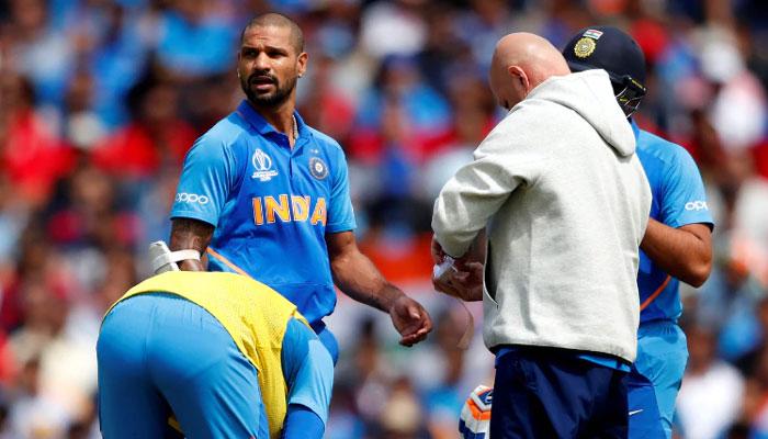 ICC World Cup 2019: ইংল্যান্ডেই দলের সঙ্গে থাকছেন শিখর ধাওয়ান, বোর্ডের মেডিক্যাল টিমের পর্যবেক্ষণে 'গব্বর'