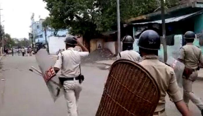 ভাটপাড়া আশান্তির মধ্যেই বারাকপুরের পুলিস কমিশনারকে সরাল নবান্ন