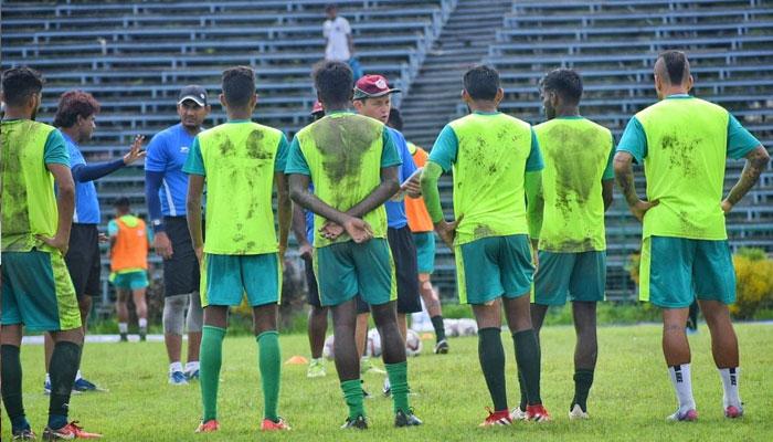 CFL 2019: ঘরোয়া লিগে কাস্টমসের বিরুদ্ধে জিততে মরিয়া মোহনবাগান