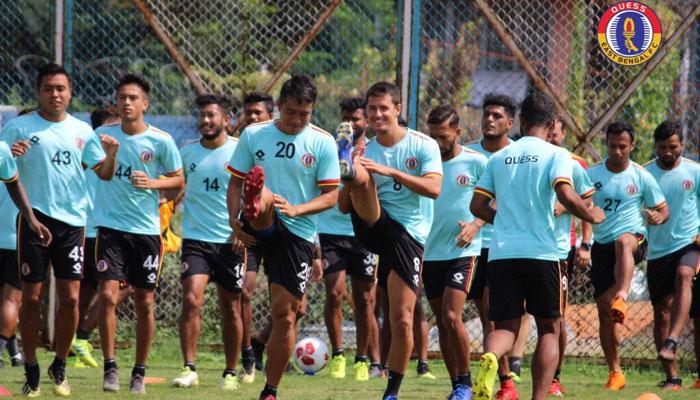 Durand Cup 2019: ড্র করলেই শেষ চারের টিকিট নিশ্চিত ইস্টবেঙ্গলের