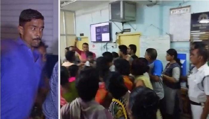 টালিগঞ্জ থানায় হামলা:  পিসির পর গ্রেফতার এবার ভাইপোও!
