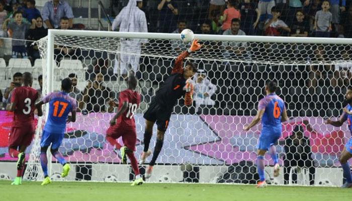 2022 FIFA World Cup Qualifiers: দোহায় এশিয়ান চ্যাম্পিয়ন কাতারকে রুখে দিল ভারত