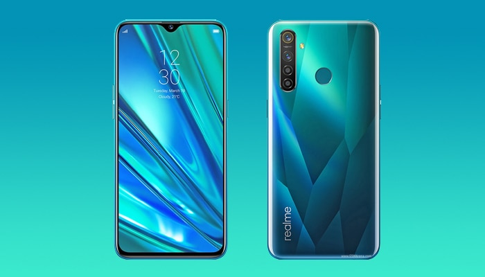 5 megapixel camera at a very low price! Flash Cell Realme 5