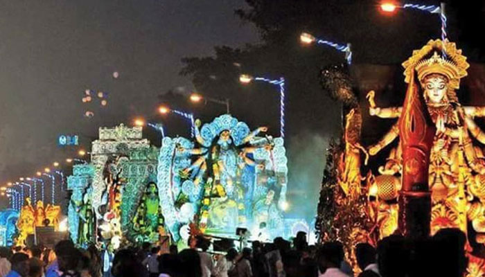 ১১ অক্টোবর পুজো কার্নিভাল, 'রাঙা মাটির দেশ' থিমে সাজছে রেড রোডের মূল মঞ্চ