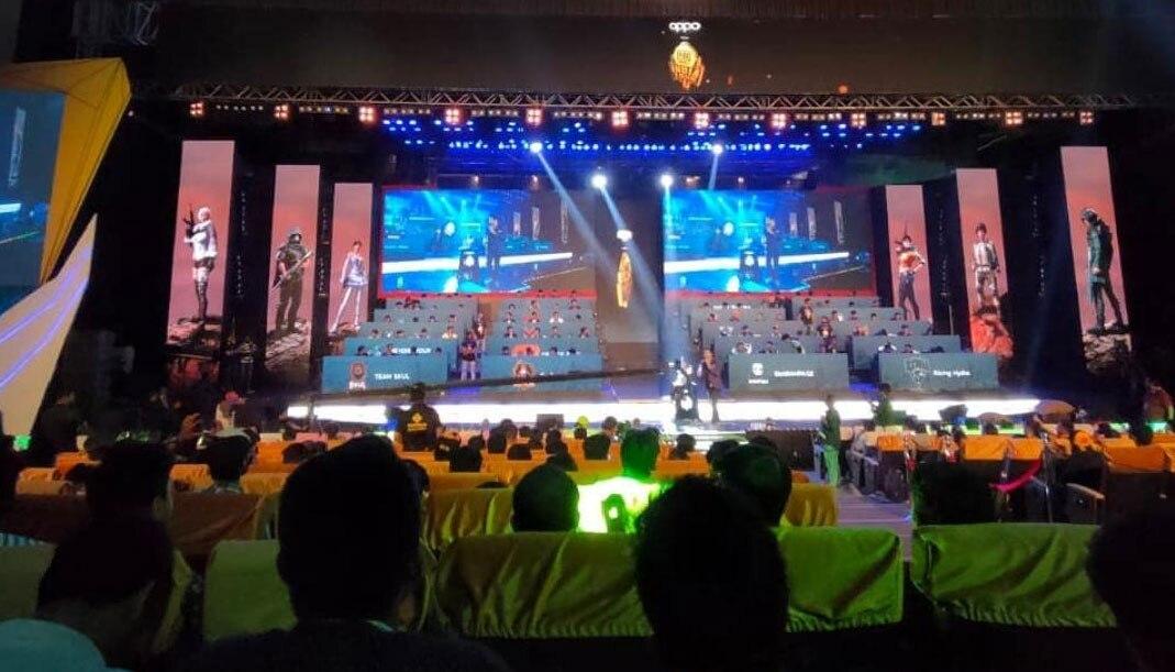 PUBG tournament in Kolkata