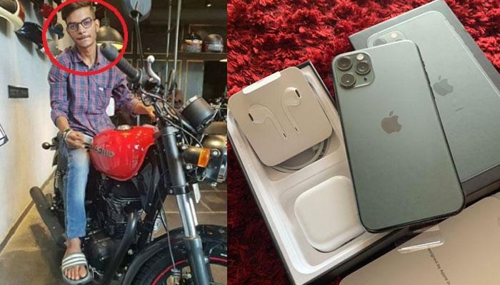 দেবাঞ্জনকে খুন করার আগে প্রাক্তন বান্ধবীকে iPhone 11 Pro উপহার দিয়েছিল প্রিন্স
