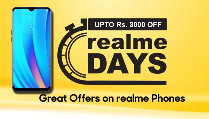 Realme Days Sale: স্মার্টফোনের দামে মিলবে ৩,০০০ টাকা পর্যন্ত ছাড়!