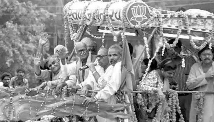 সার্থক হল রাম জন্মভূমি আন্দোলন, বললেন রাম মন্দির দাবির প্রাণপুরুষ আডবাণী