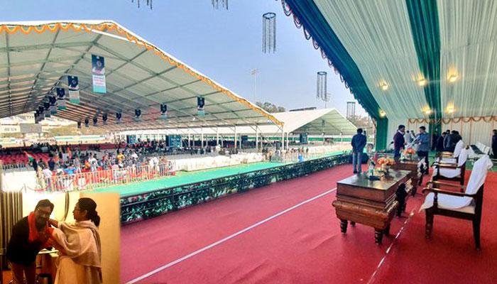 হেমন্ত সোরেনের শপথগ্রহণে বিরোধী ঐক্য প্রদর্শনের চেষ্টা, থাকতে পারেন ৫ রাজ্যের মুখ্যমন্ত্রী
