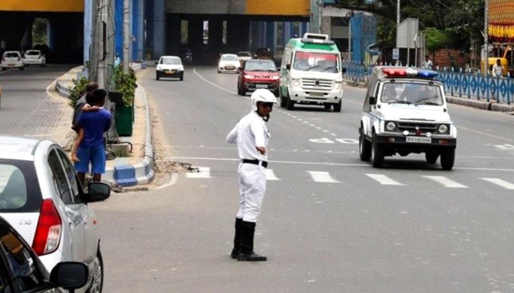 রাজ্যে আসছে গ্রিন করিডোর আ্যপ, সৌজন্যে কলকাতা পুলিস