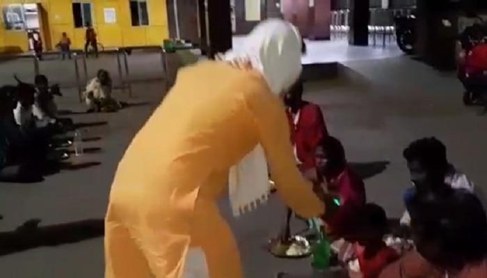ভবঘুরে, ভিখারিদের শরীরের তাপমাত্রা পরীক্ষা করলেন বিধায়ক মিল্টন রশিদ