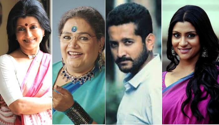 Aparna Sen, Konkona Sen Sharma, Parambrata Chatterjee, Bickram Ghosh and others talks about domestic violence