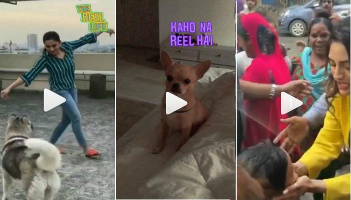 TikTok নিষিদ্ধ, এবার Instagram Reel-ভিডিয়োতে মজলেন মিমি, নুসরত, শুভশ্রীরা