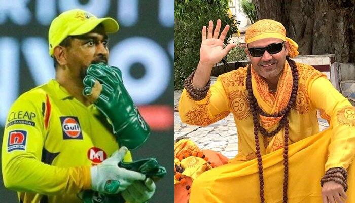 IPL 2020: ধোনিকে 'গব্বর' বললেন সেওয়াগ, কিন্তু কেন?