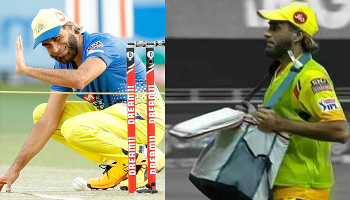 IPL 2020: কোনও ম্যাচ খেলেননি; মাঠে জল বয়ে নিয়ে যেতে কোনও অসুবিধে নেই! তাহিরের টুইটে মন ছুঁয়ে গেল