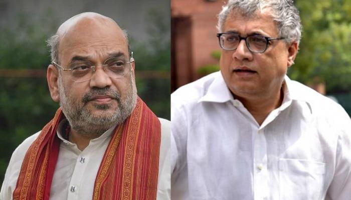 যক্ষা, ক্যানসারে মৃত্যুকেও রাজনৈতিক হত্যা বলে চালাচ্ছে BJP, শাহকে পাল্টা TMC-র