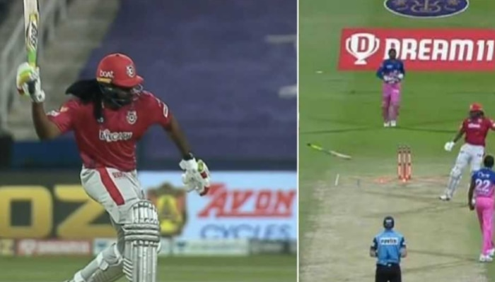 IPL 2020: দুরন্ত ব্যাটিং করেও বিতর্কে জড়ালেন ক্রিস গেইল, কি বলছে ক্রিকেটমহল?