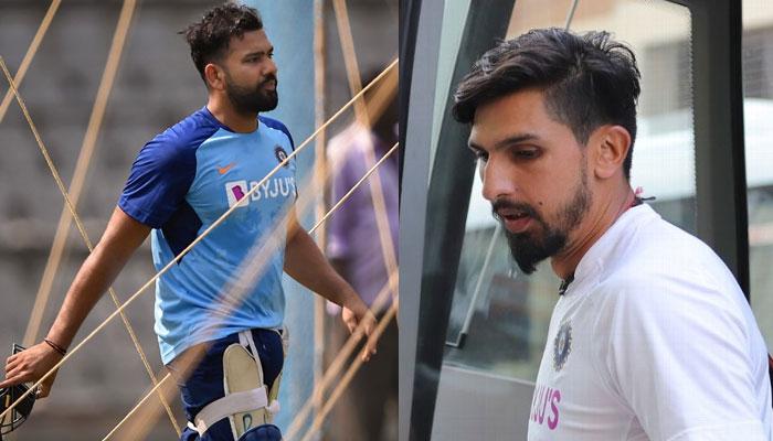 অস্ট্রেলিয়ার বিরুদ্ধে প্রথম দুই টেস্টে নেই, গোটা সফরেই অনিশ্চিত রোহিত-ইশান্ত