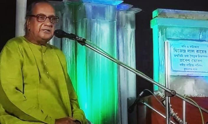 প্রয়াত 'বাউল ফকির কথা' (baul fakir katha)র লেখক সুধীর চক্রবর্তী (sudhir chakroborty)