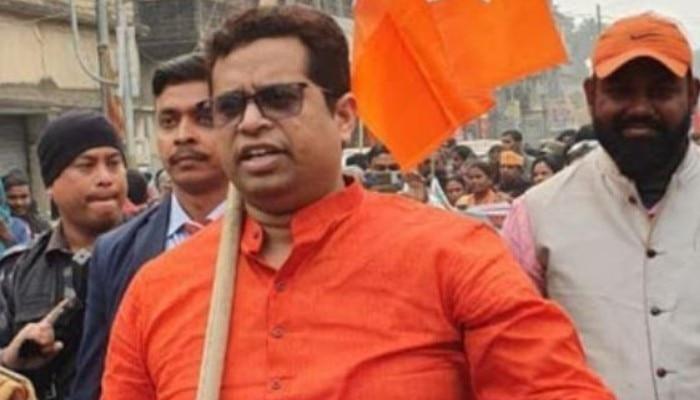 মুখ্যমন্ত্রী পদপ্রার্থীর নাম 'ঘোষণা', BJP-র বৈঠকে তিরস্কারের মুখে Soumitra Khan