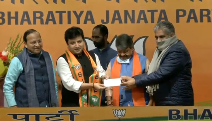 'যুবকদের স্বপ্নভঙ্গ', ৫ বছরে Congress থেকে TMC হয়ে BJP-তে গিয়ে বললেন অরিন্দম