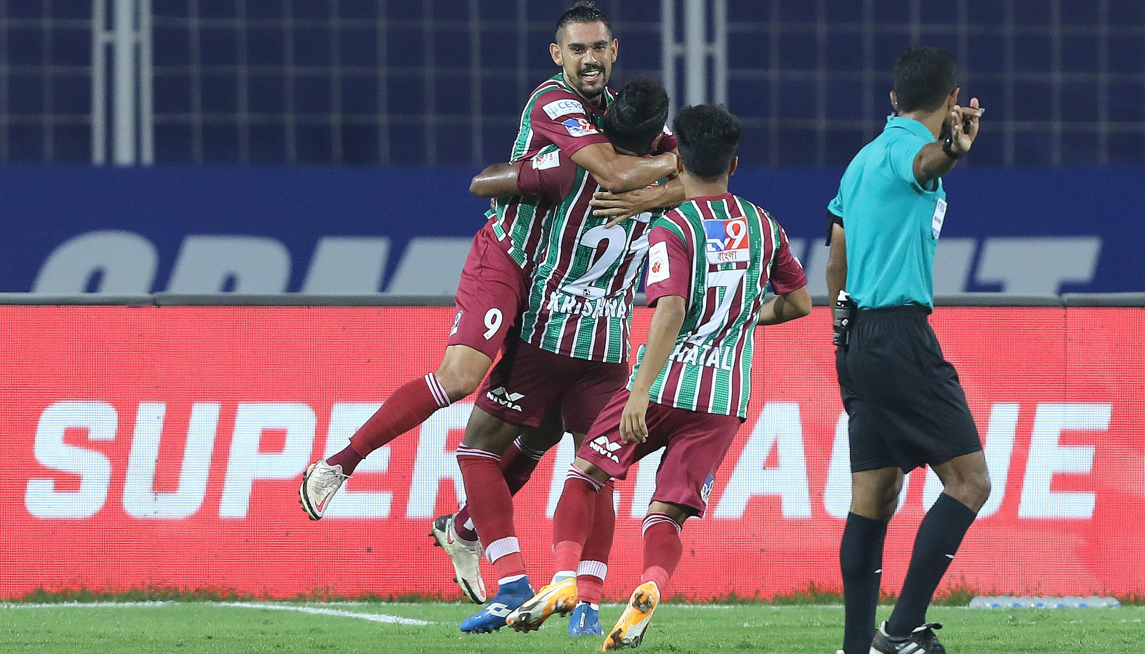 ISL 2020-21: Chennaiyin FC কে হারিয়ে জয়ে ফিরল ATK Mohun Bagan