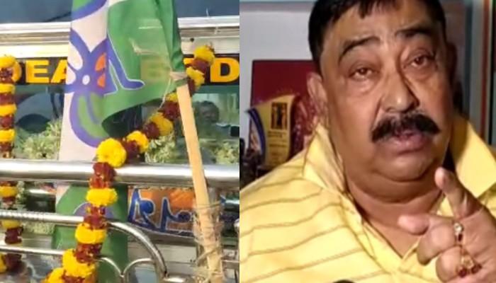 'সন্ত্রাস করলে গ্রামছাড়া করব', মঙ্গলকোটে TMC কর্মী খুনে BJP-কে হুঁশিয়ারি Anubrata-র