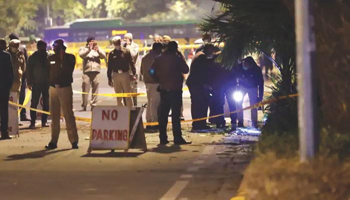 Delhi-তে দূতাবাসের সামনে বিস্ফোরণকে Terror Attack বলেই মনে করছে Israel