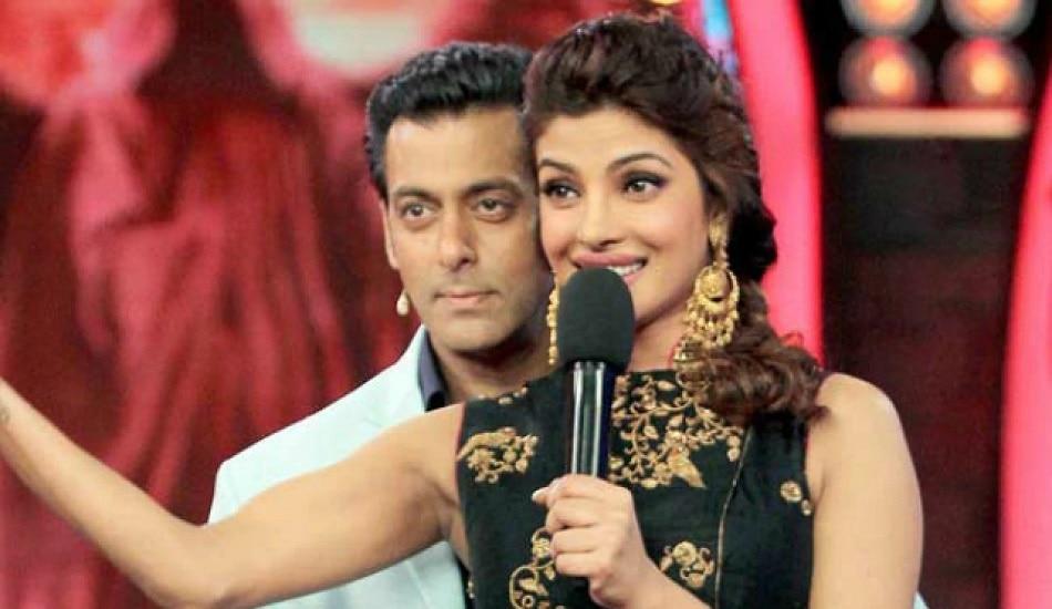 শ্যুটিংয়ের মাঝে অশ্লীল প্রস্তাব, Priyanka-কে রক্ষা করেন Salman