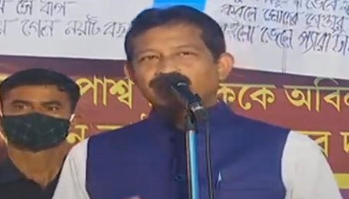 'ন্যায়সঙ্গত দাবি', আন্দোলনরত পার্শ্বশিক্ষকদের পাশে Rajib Banerjee