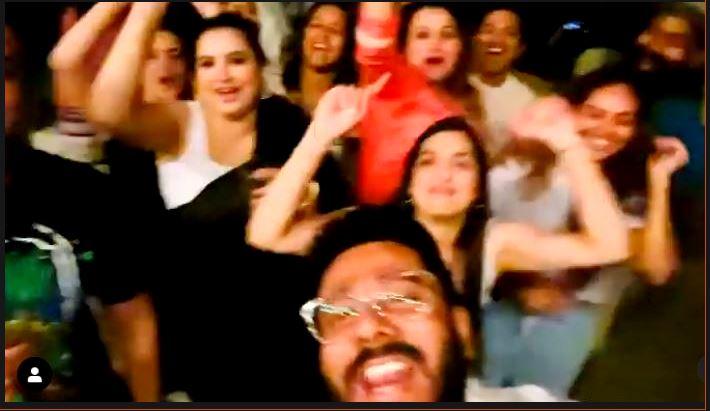 ''ইহাপে পার্টি চল রহি হ্যায়'', ভিডিয়ো পোস্ট করে বললেন Raj-Subhashree