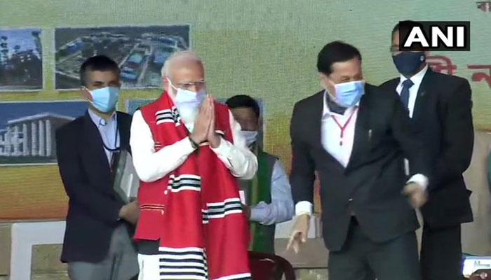 মার্চের প্রথম সপ্তাহেই ভোটের দিন ঘোষণা! অসমের সভা থেকে PM Modi-র ইঙ্গিত