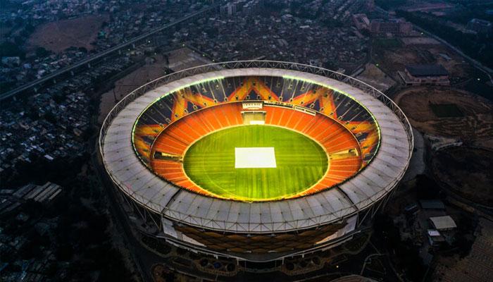 আহমেদাবাদের Motera Stadium নাম বদলে Narendra Modi Stadium