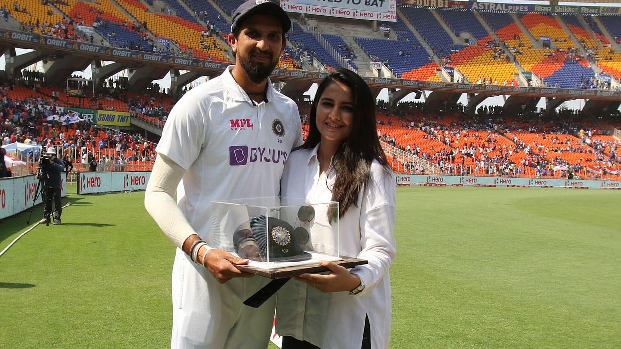 India vs England: ভারতের হয়ে দ্বিতীয় ফাস্ট বোলার হিসেবে ১০০ টেস্ট খেলার নজির ইশান্তের
