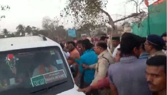 'বড় নেতা আনার নামে ৭-৮ লাখ টাকা লুঠ করেছে!' Arjun না আসায় ধুন্ধুমার BJP সভায়