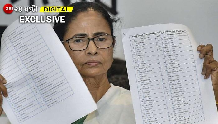 দফাওয়াড়ি নয়, শুক্রবার পূর্ণাঙ্গ তালিকা প্রকাশ করছে TMC
