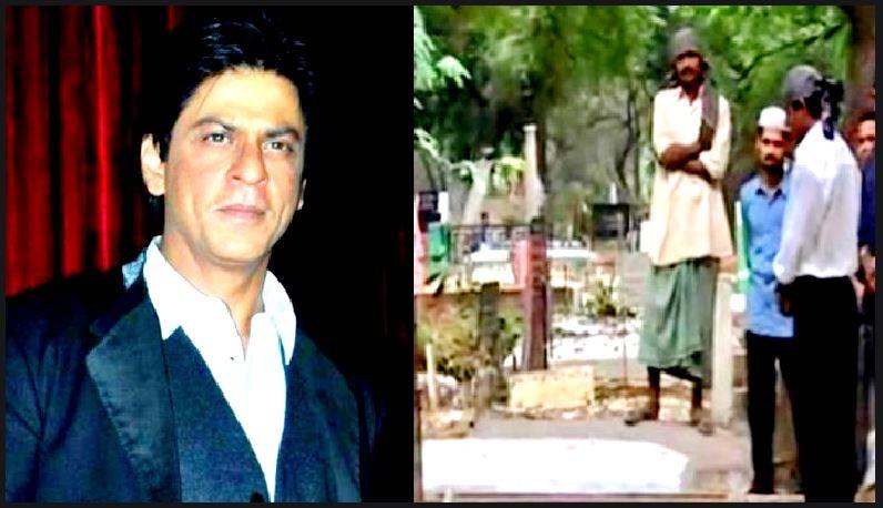 Delhi-তে মা-বাবার সমাধিস্থলে গিয়ে প্রার্থনা Shah Rukh-র